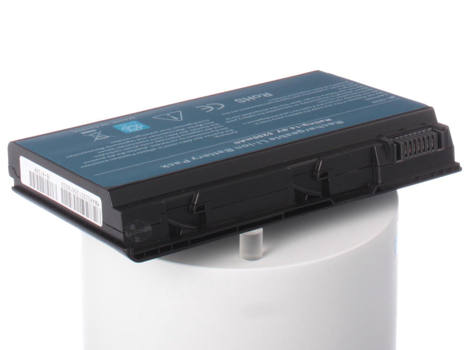 Аккумуляторная батарея iBatt iB-T7-A134H 5200mAh для ноутбуков Acer цены