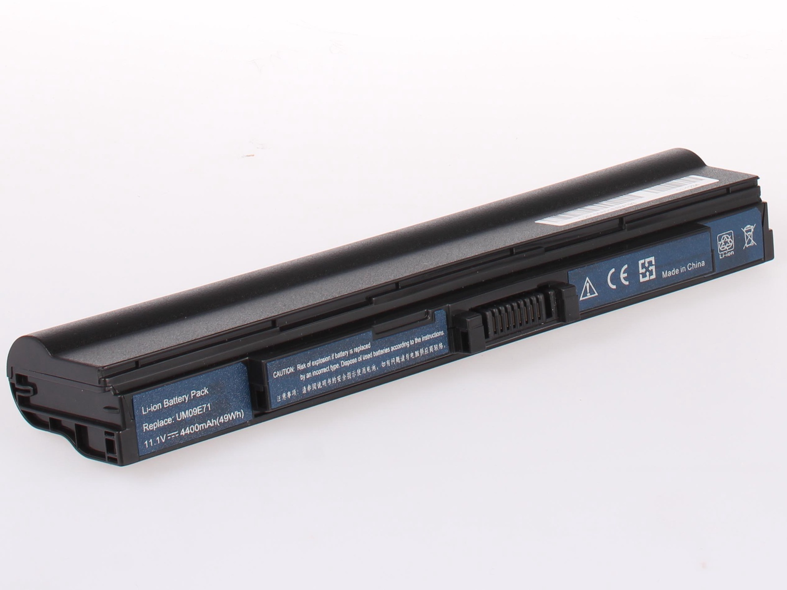 Аккумулятор для ноутбука AnyBatt для Acer Travelmate TimelineX 8172T, Aspire One AO521, Aspire 1410 722G25i, Aspire 1410-722G25i, Aspire Timeline 1810T, Aspire One AO752, Aspire Timeline 1810TZ, Ferrari One 200-314G25i цена