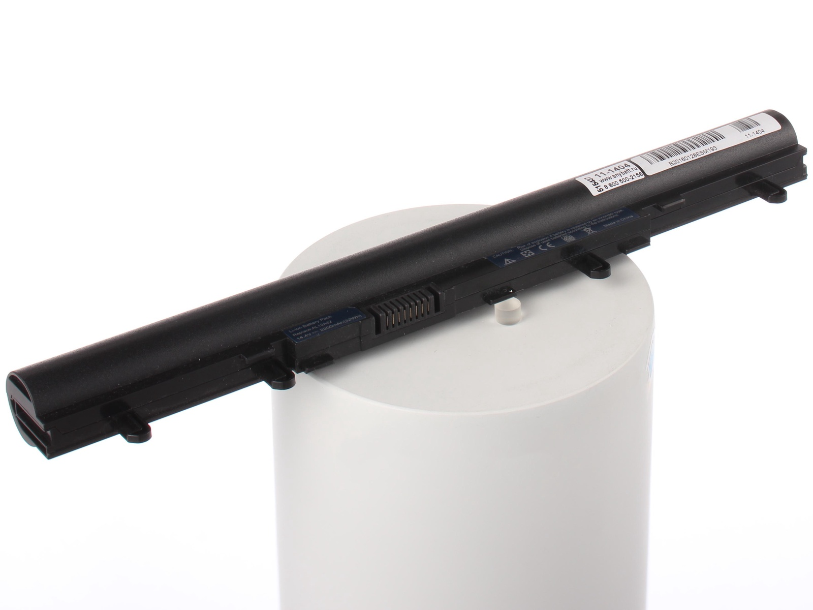 Аккумулятор для ноутбука AnyBatt для Acer Aspire E1-522-12504G32Mnkk, Aspire E1-572G-54206G75Mnii, Aspire F5-571G-341W, Aspire V5-471G-53334G50Ma, Aspire V5-551-84554G50Ma, Aspire V5-571G-33214G50Mabb, Aspire V5-571G-33224G50Mass аккумулятор для ноутбука anybatt для acer aspire e1 532g 35584g50mnkk aspire e1 570g 33214g32mnkk aspire v5 571pg 73536g75ma aspire e1 470p 6659 aspire e1 522 12504g50mn aspire e1 522 45004g1tmn aspire e1 570g 33214g50mnii