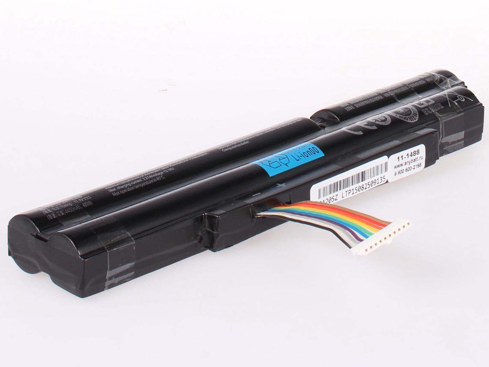 Аккумулятор для ноутбука AnyBatt для Acer Aspire TimelineX 4830TG-2334G50Mnbb, Aspire TimelineX 5830TG-2436G64Mnbb, Aspire 3830TG-2313G50nbb, Aspire 5830TG-2414G64Mnbb, Aspire 4830T-2313G32Mnbb, Aspire TimelineX 4830T-2313G32Mnbb цена