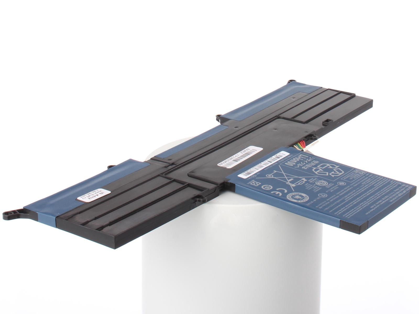 Аккумулятор для ноутбука iBatt Acer Aspire S3, S3-391, S3-951, S3-391-73514G52add, S3-391-53314G52add, S3-951-2464G34iss, S3-391-33214G52add, S3-331, S3-391-53334G52add