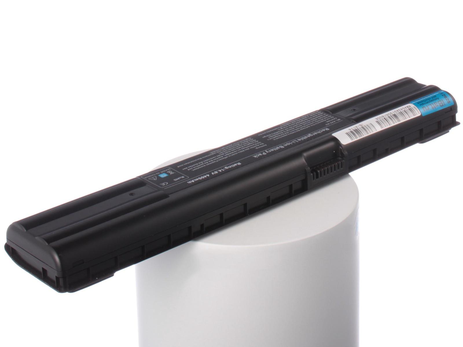 Аккумулятор для ноутбука iBatt Asus A42-A3, A42-A6, A41-A6, A41-A3, 70-NA51B1100, 90-NFPCB2001 все цены