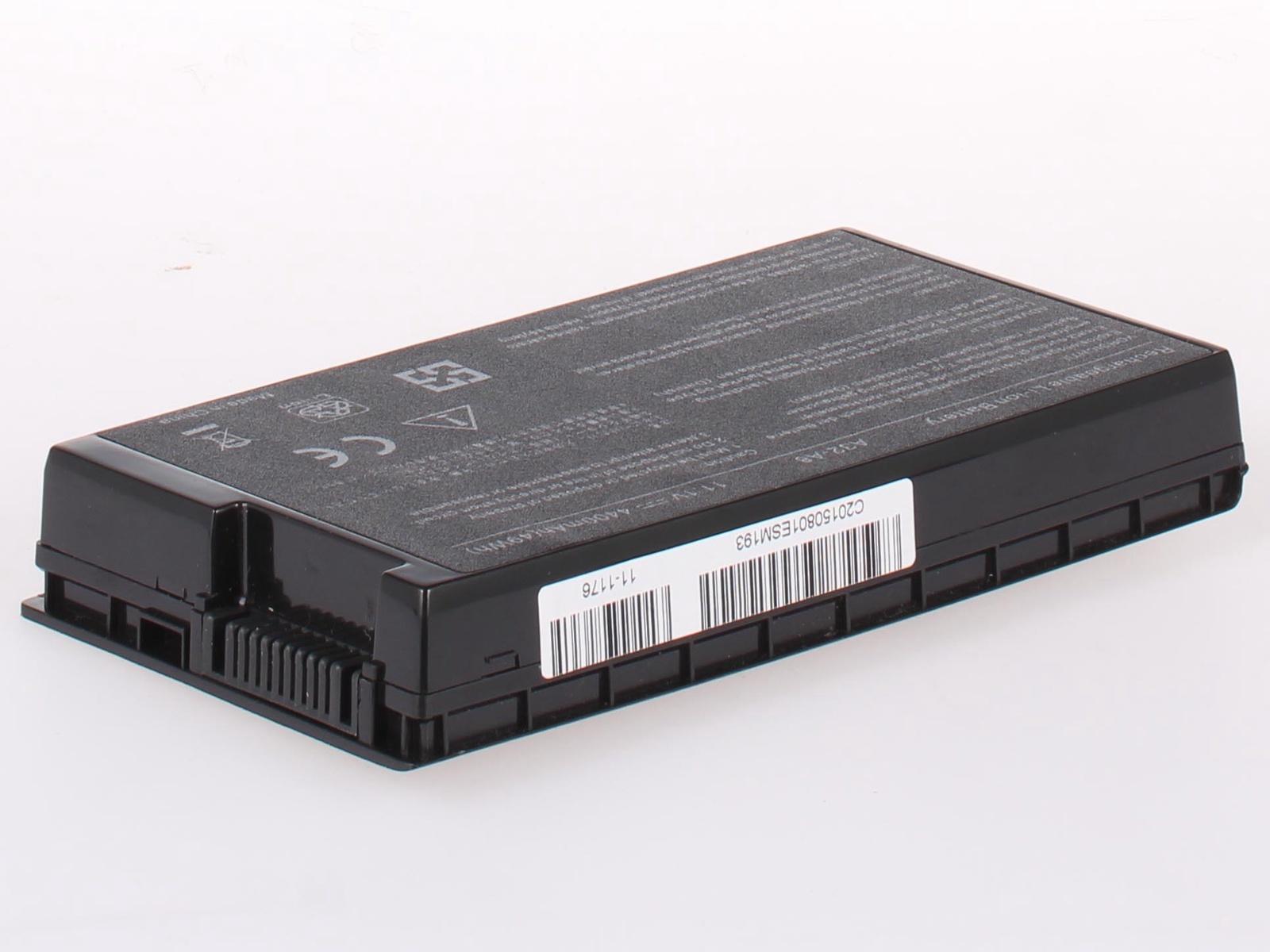Аккумулятор для ноутбука AnyBatt Asus A32-A8 аксессуар гибридная защитная пленка red line для huawei p smart 2019 ут000017253