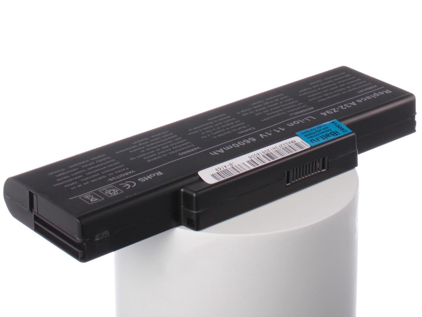 Фото - Аккумулятор для ноутбука iBatt Asus A32-F3, A33-F3, A32-F2, BAT-F3, 90-NI11B1000, 15G10N353630, 70R-NI81B1000 запчасти для двигателя byd f3 f3r g3