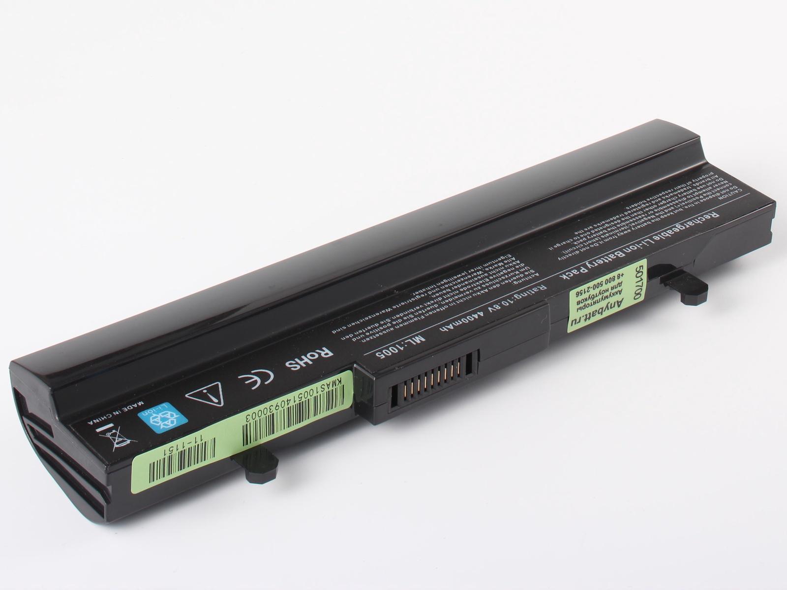 Аккумулятор для ноутбука AnyBatt Asus AL32-1005, ML32-1005, ML31-1005, AL31-1005, PL32-1005, 90-OA001B9000, 90-OA001B9100