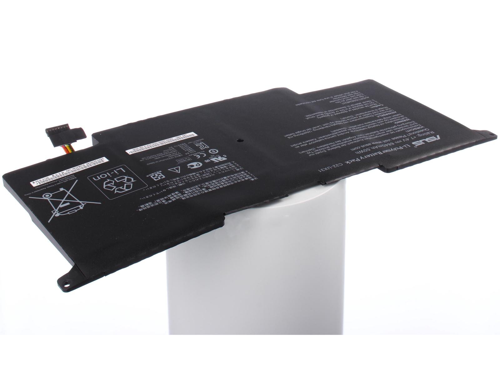 Фото - Аккумулятор для ноутбука iBatt Asus C22-UX31 аккумулятор