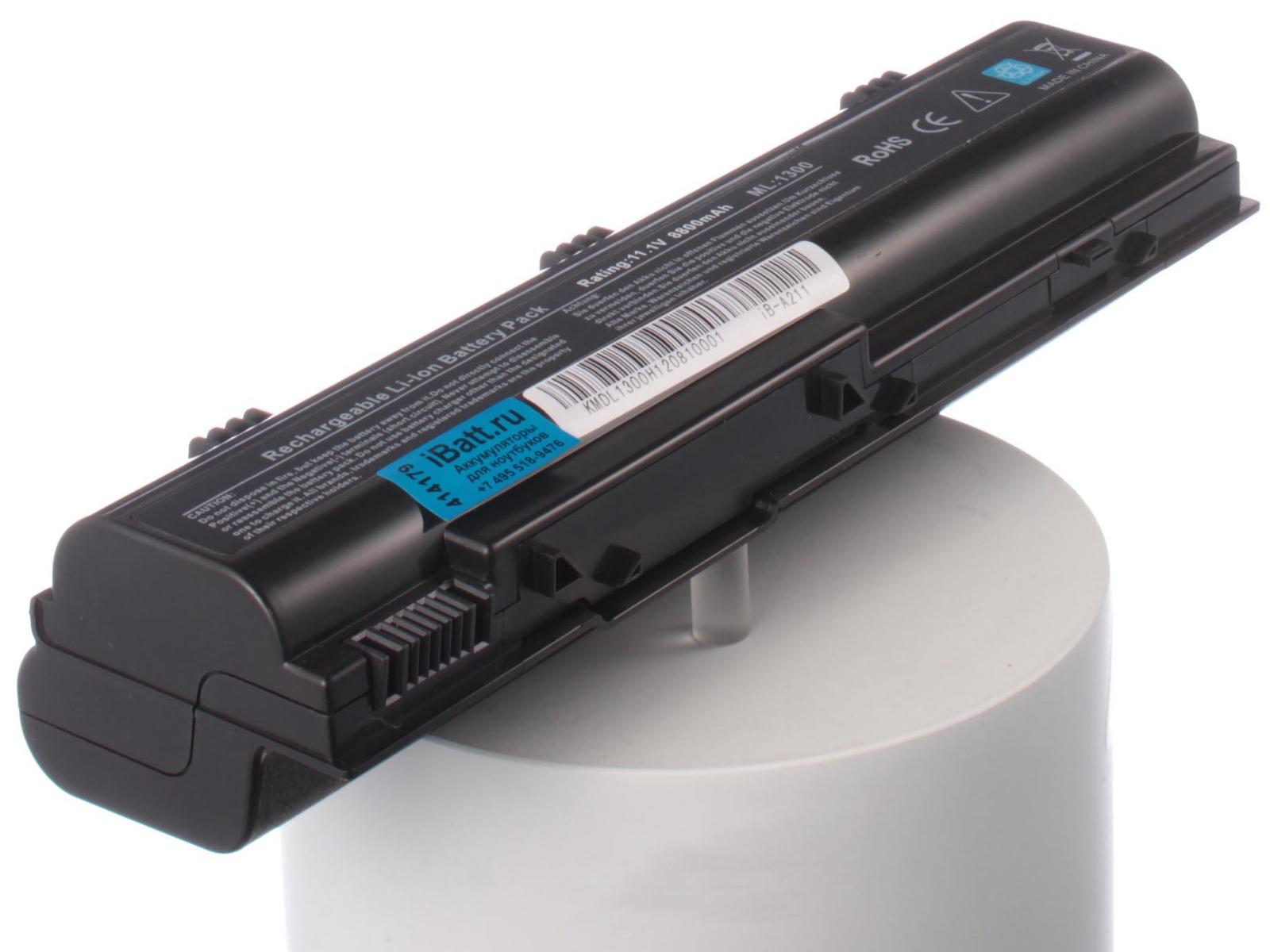 Фото - Аккумулятор для ноутбука iBatt Dell HD438, TD612 аккумулятор