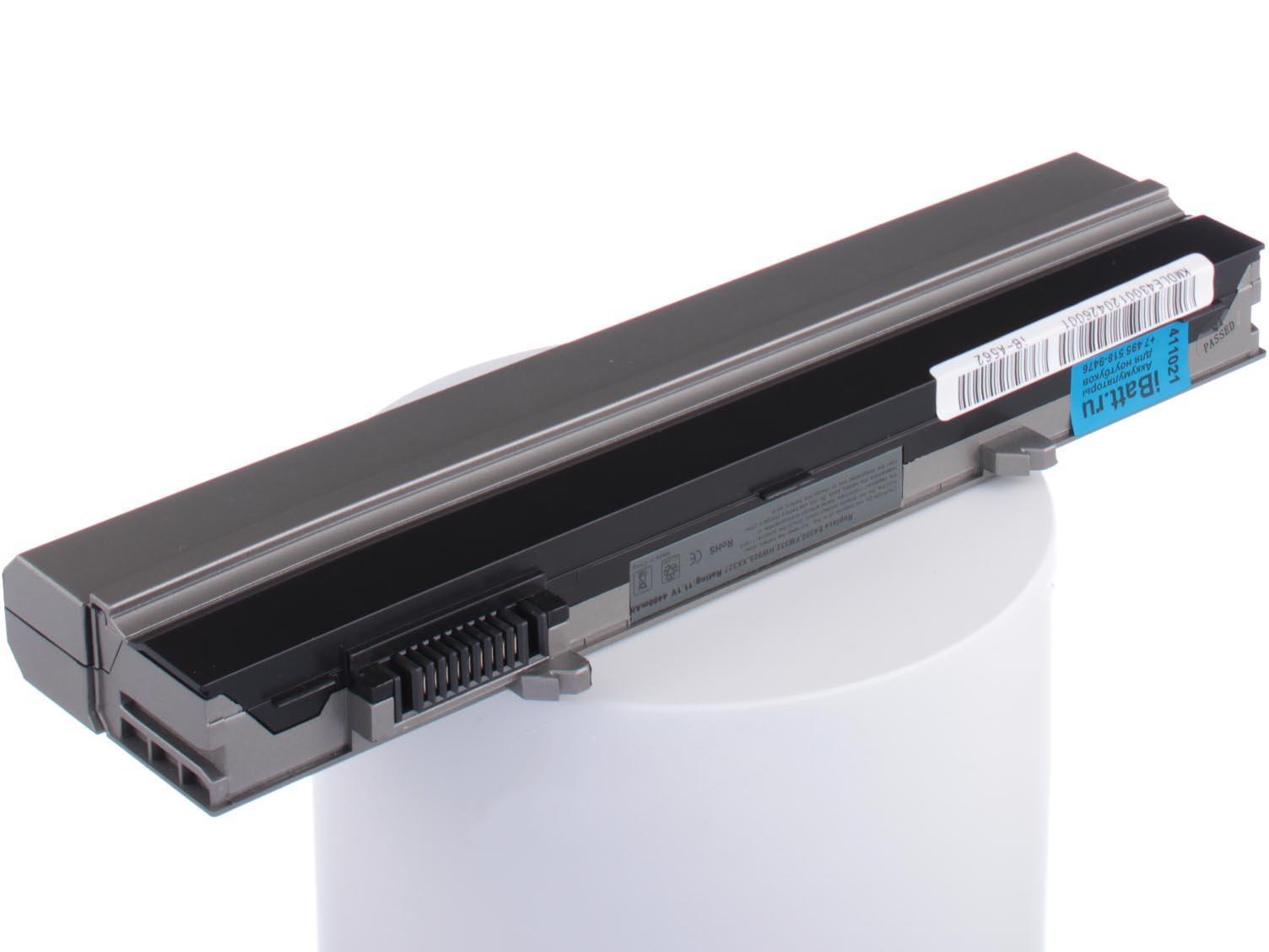 Фото - Аккумулятор для ноутбука iBatt Dell R3026, CP284, CP308, FM338, HW892, CP294, FM332, XX327, 3X021 аккумулятор