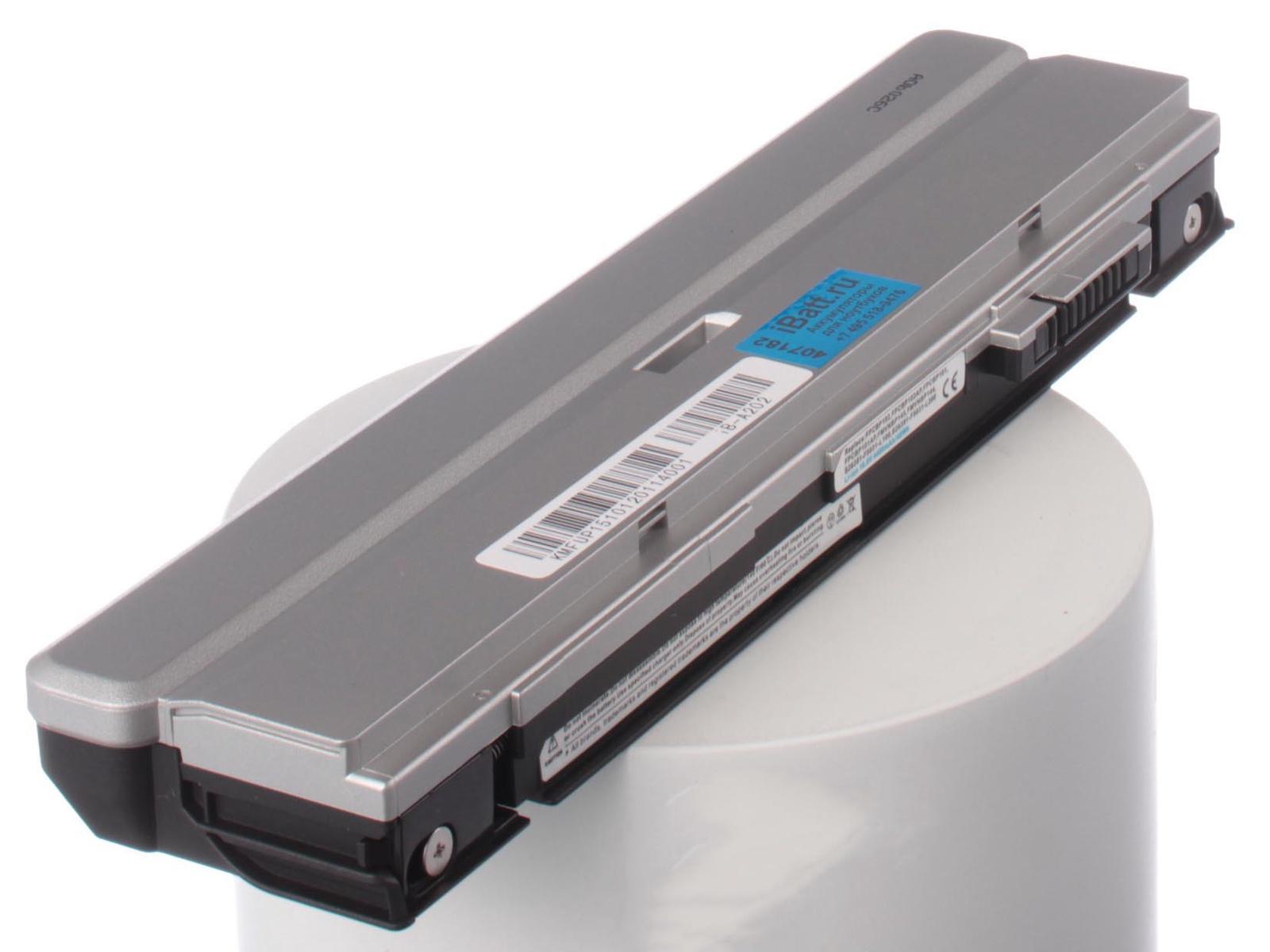 цена на Аккумулятор для ноутбука iBatt Fujitsu-Siemens FPCBP102