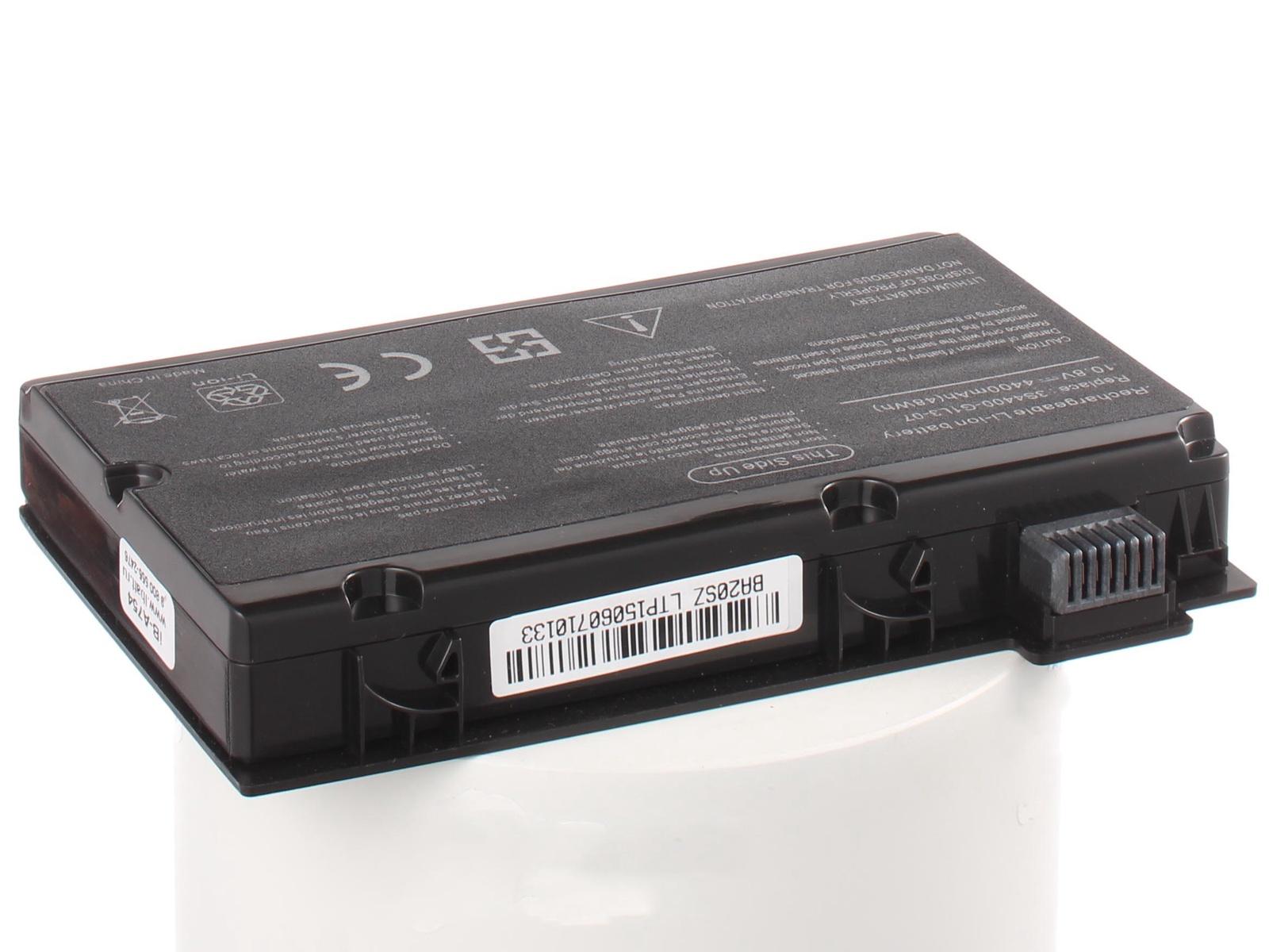 Фото - Аккумулятор для ноутбука iBatt Fujitsu-Siemens 3S4400-G1L3-07 аккумулятор