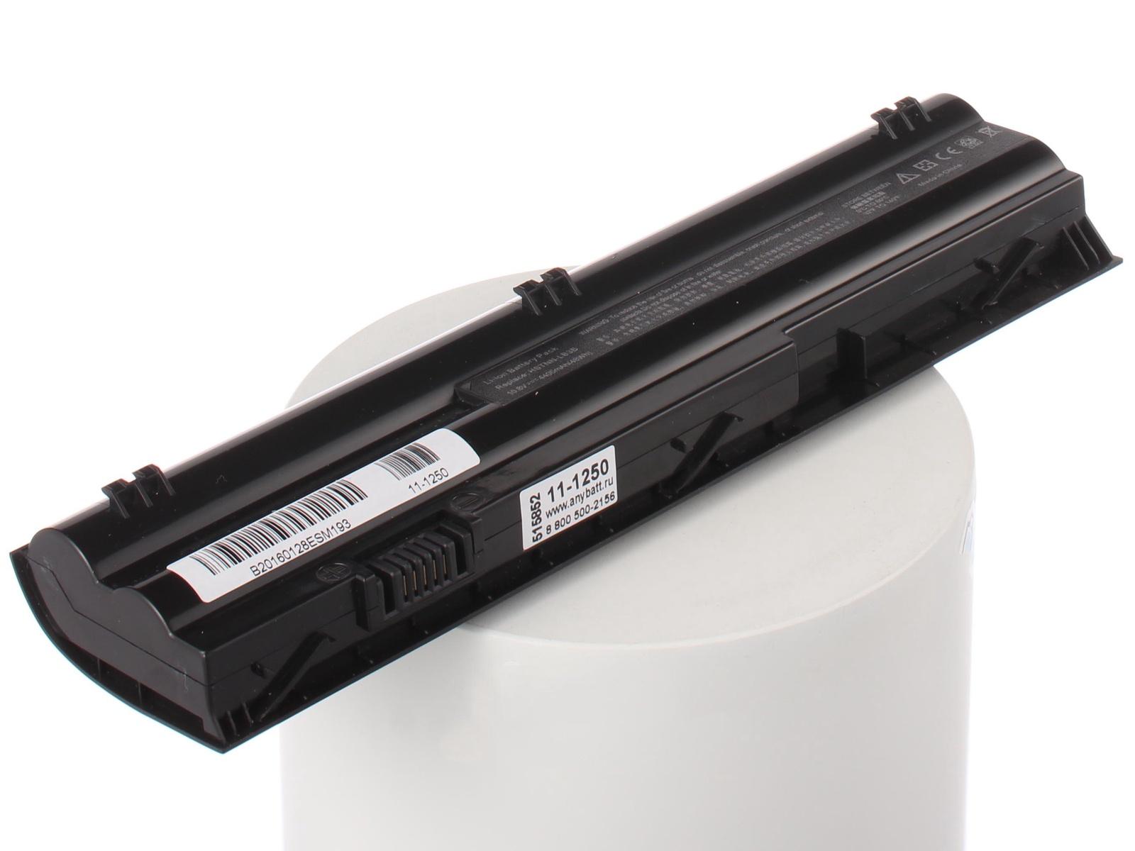 Аккумулятор для ноутбука AnyBatt HP-Compaq 646757-001, MT06, HSTNN-LB3B, HSTNN-YB3B, HSTNN-YB3A, HSTNN-DB3B, 646657-241, 646657-251 компьютер compaq