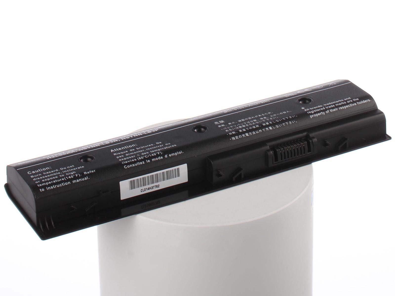 Аккумулятор для ноутбука iBatt для HP-Compaq ENVY m6-1260er, Envy m6-1272er, Pavilion dv6-7170er, Pavilion m6-1060er, ENVY m6-1101er, Pavilion dv6-7056er, ENVY dv7-7354er, Pavilion dv7-7171er, Pavilion m6-1000sr, Envy 15-j002er
