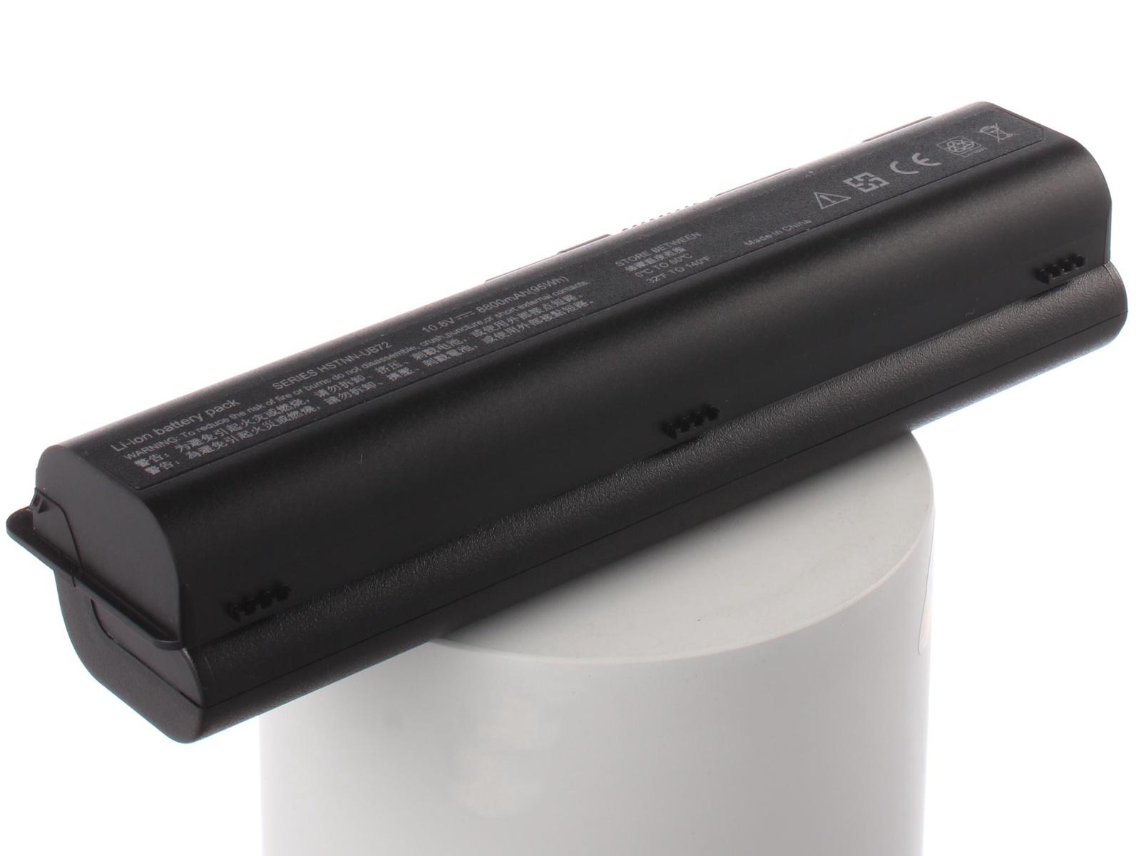 Аккумулятор для ноутбука AnyBatt для HP-Compaq Presario CQ61-424ER, G60-200, G71-340us, Pavilion dv4-1465dx, Pavilion dv5-1004nr, Pavilion dv6-2012SF, Presario CQ40-100, Presario CQ45-100, Presario CQ60-100, Presario CQ60-205ER