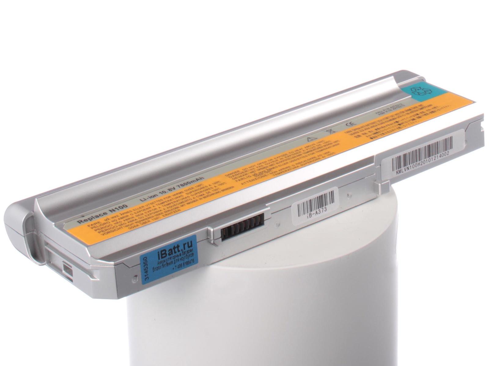 Аккумулятор для ноутбука iBatt iBM-Lenovo 40Y8315, 40Y8322, 40Y8317