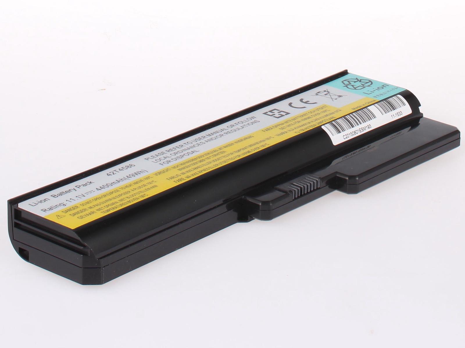 Фото - Аккумулятор для ноутбука AnyBatt iBM-Lenovo L08S6Y02, L08L6Y02, L08N6Y02, L08O4C02, L06L6Y02, L08O6C02, L08S6C02, 42T4726, 42T4727, 42T4725, 42T4585, 42T4586, 42T4729 аккумулятор