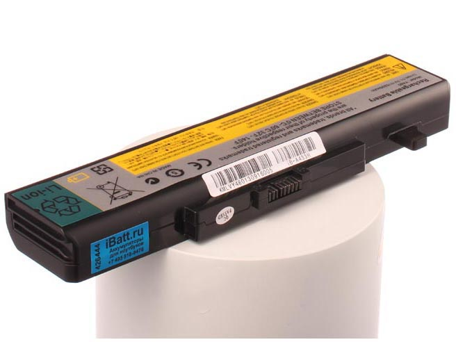 цена Аккумулятор для ноутбука iBatt iBM-Lenovo L11P6R01, L11S6F01, L11L6Y01, L11S6Y01, L11N6R01, L11M6Y01, L11N6Y01, L11L6R01, L11L6F01, iB-A433, iB-A433H, iB-A433X, 11-1433 онлайн в 2017 году