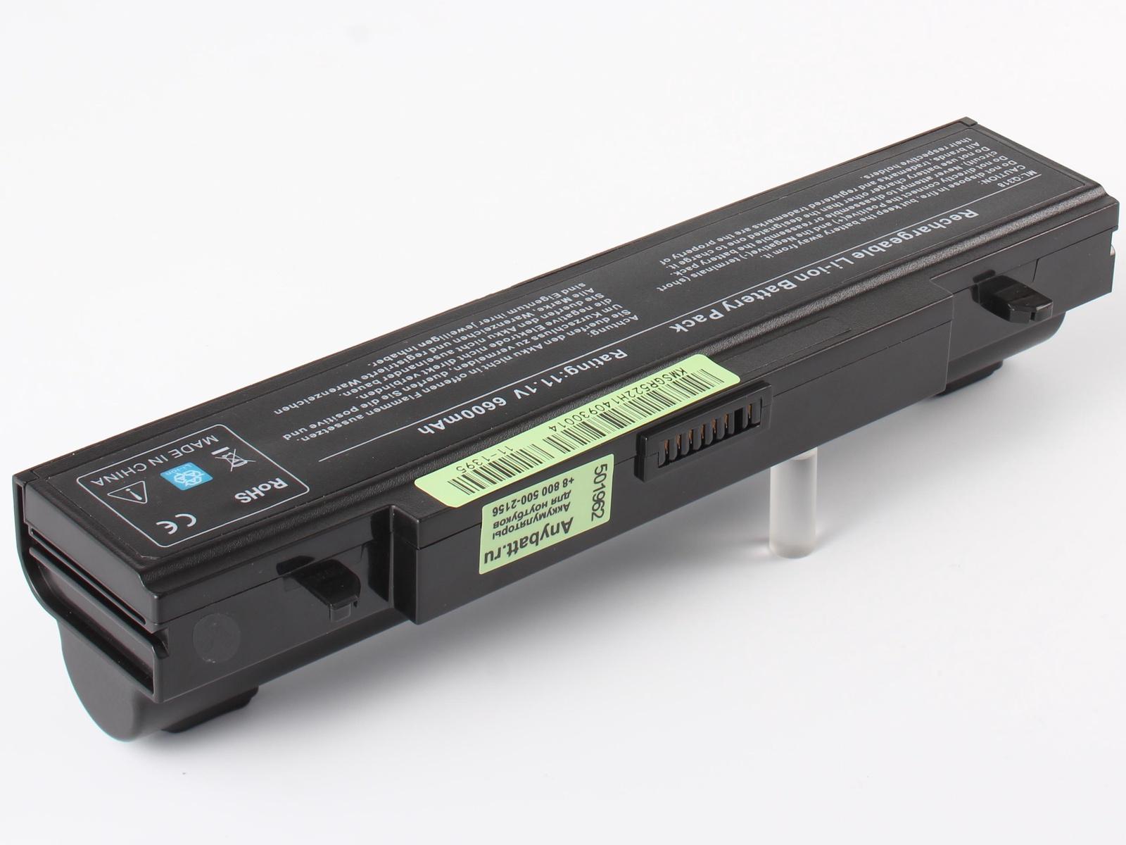 Аккумулятор для ноутбука AnyBatt для Samsung RC510-S03, RC720-S01, RV515-S01, RV515-S07, RV520-A01, R730-JB02, RC510-S05, RF510-S02, RV408-A01, RV511-S0A, RC530-S08, RV440, RV508-A02, RV509-A01, RV510-A02, RV511-S04, RV511-S05 аккумулятор для ноутбука ibatt для samsung rc510 s03 rc720 s01 rv515 s01 rv515 s07 rv520 a01 270e5e x06 300v4a a04 300v5a s0w 305v5a a01 350v5c s1f 550p5c s01 r425 js02 r528 da01 r730 jb02 rc510 s05 rf510 s02