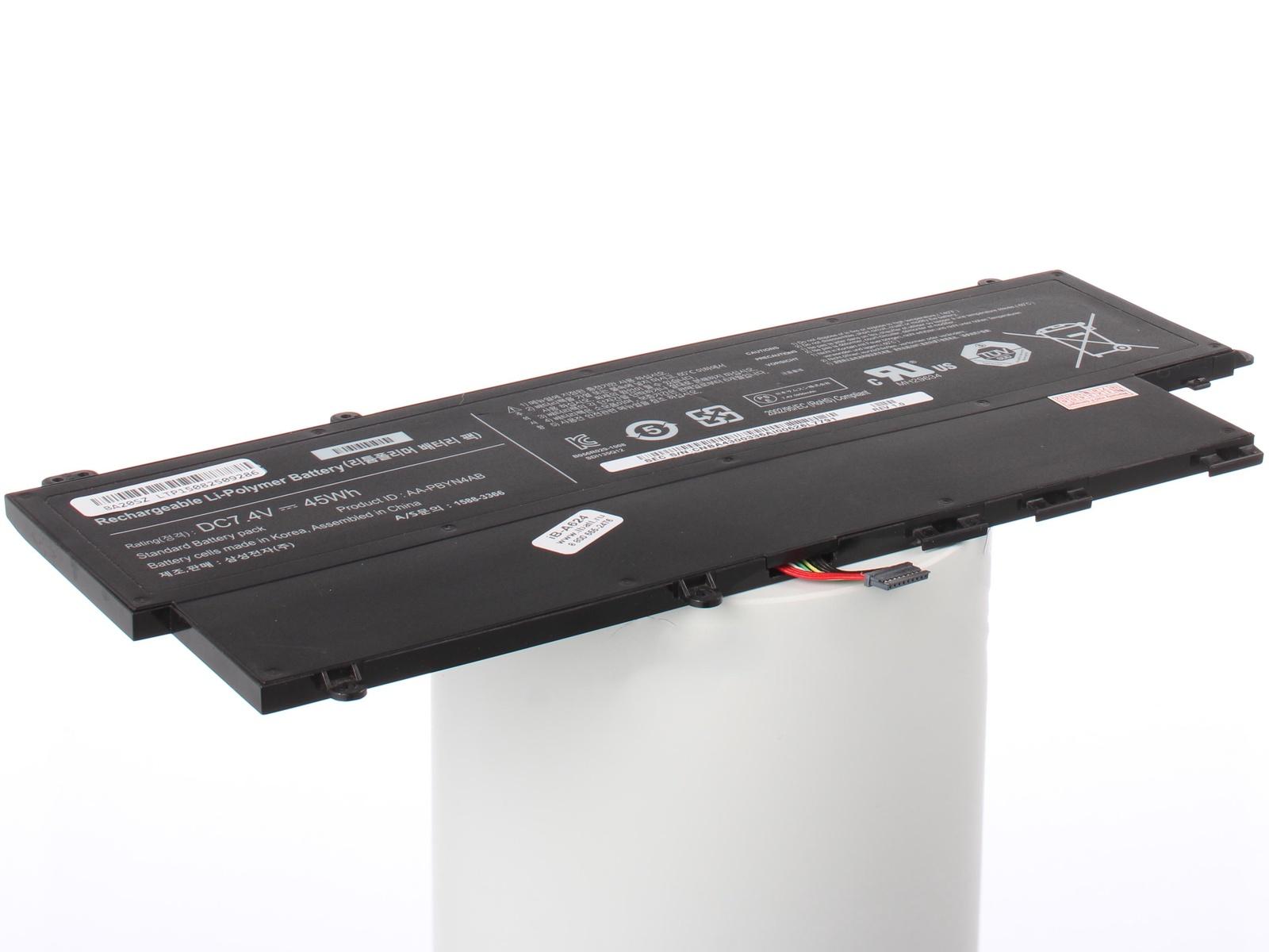 Аккумулятор для ноутбука iBatt Samsung AA-PBYN4AB, AA-PLWN4AB