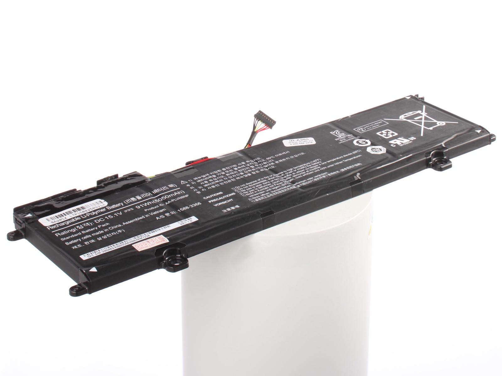 Аккумулятор для ноутбука iBatt Samsung AA-PLVN8NP