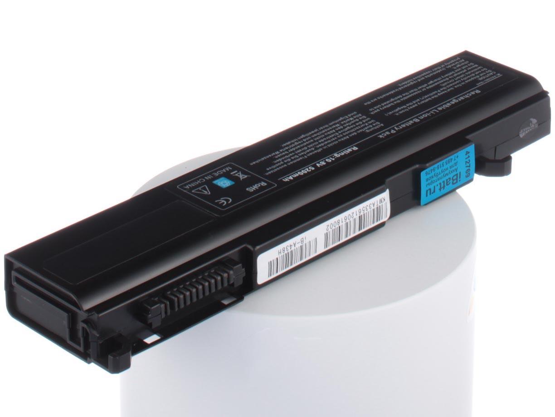 Аккумулятор для ноутбука iBatt для ToshiBa Satellite A55-S106, Satellite Pro S300, Tecra R10-116, Tecra S3, Tecra R10-118, Tecra M2-S410, Satellite A55-S1066, Tecra A10-12N, Tecra A10-16E, Satellite U205, Satellite U205-S5002 цена