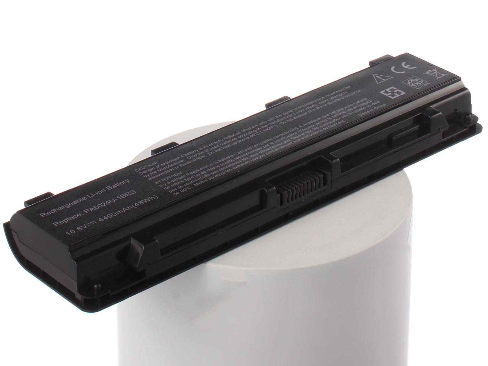 Аккумулятор для ноутбука AnyBatt для ToshiBa Satellite C870-BJK, Satellite L850-C9K, Satellite L855-B3M, Satellite L855D, P855-BLS, Satellite C850D-C3W, Satellite C870-D5W, Satellite C850-C2K, Satellite C850D-C4S ноутбук toshiba satellite c850