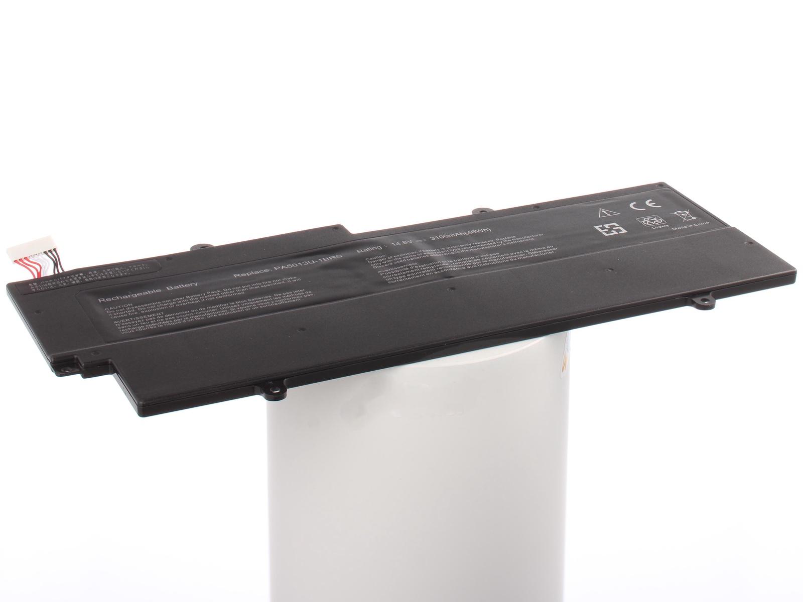 Фото - Аккумулятор для ноутбука iBatt ToshiBa PA5013U-1BRS, CS-TOZ830NB, iB-A887 аккумулятор
