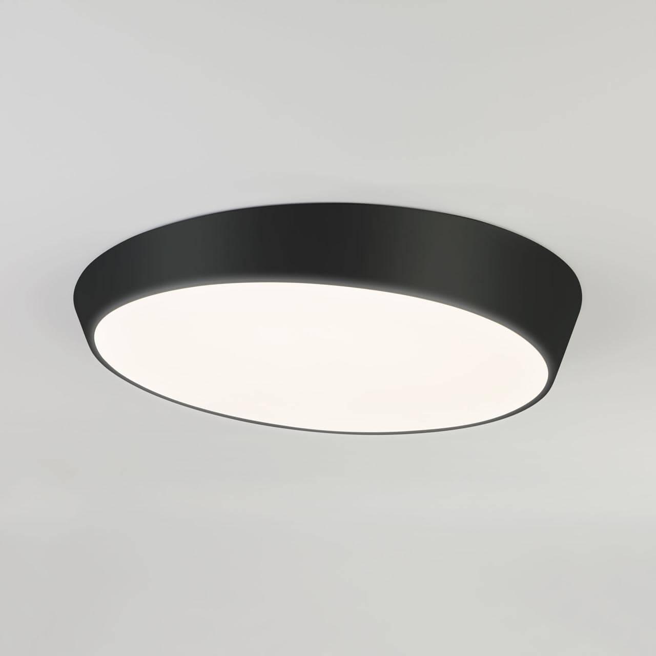Потолочный светильник Eurosvet 90114/1 черный, черный