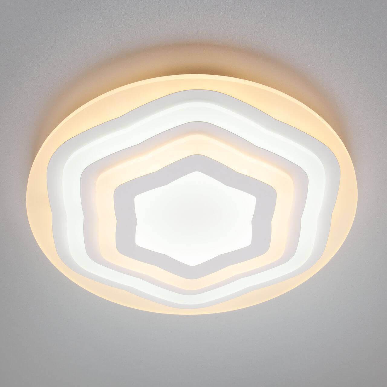 Потолочный светильник Eurosvet 90117/1, белый