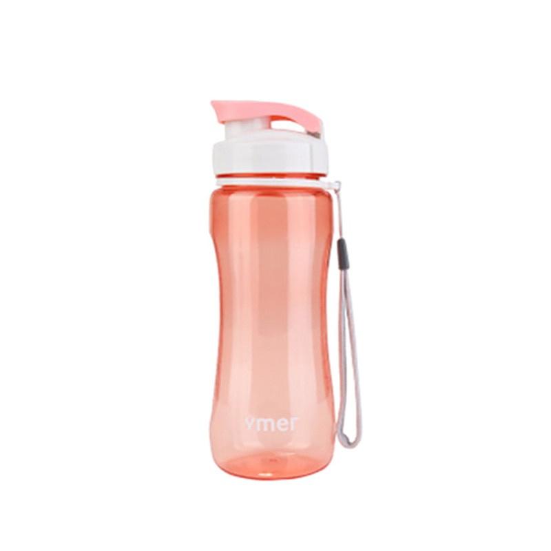 Спортивная бутылка asentg для воды (с ремешком), красный недорго, оригинальная цена