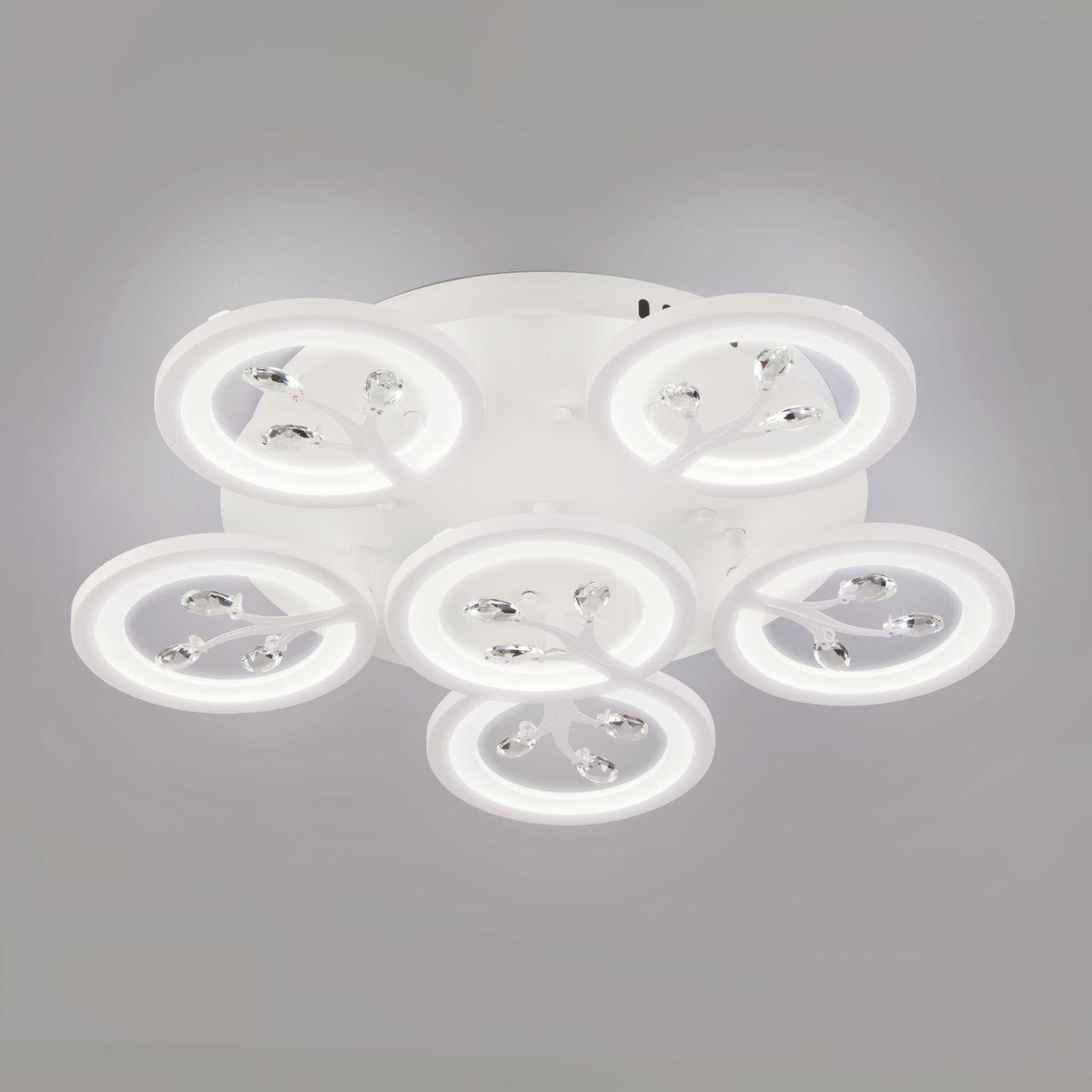 Потолочный светильник Eurosvet 90142/6 белый, белый