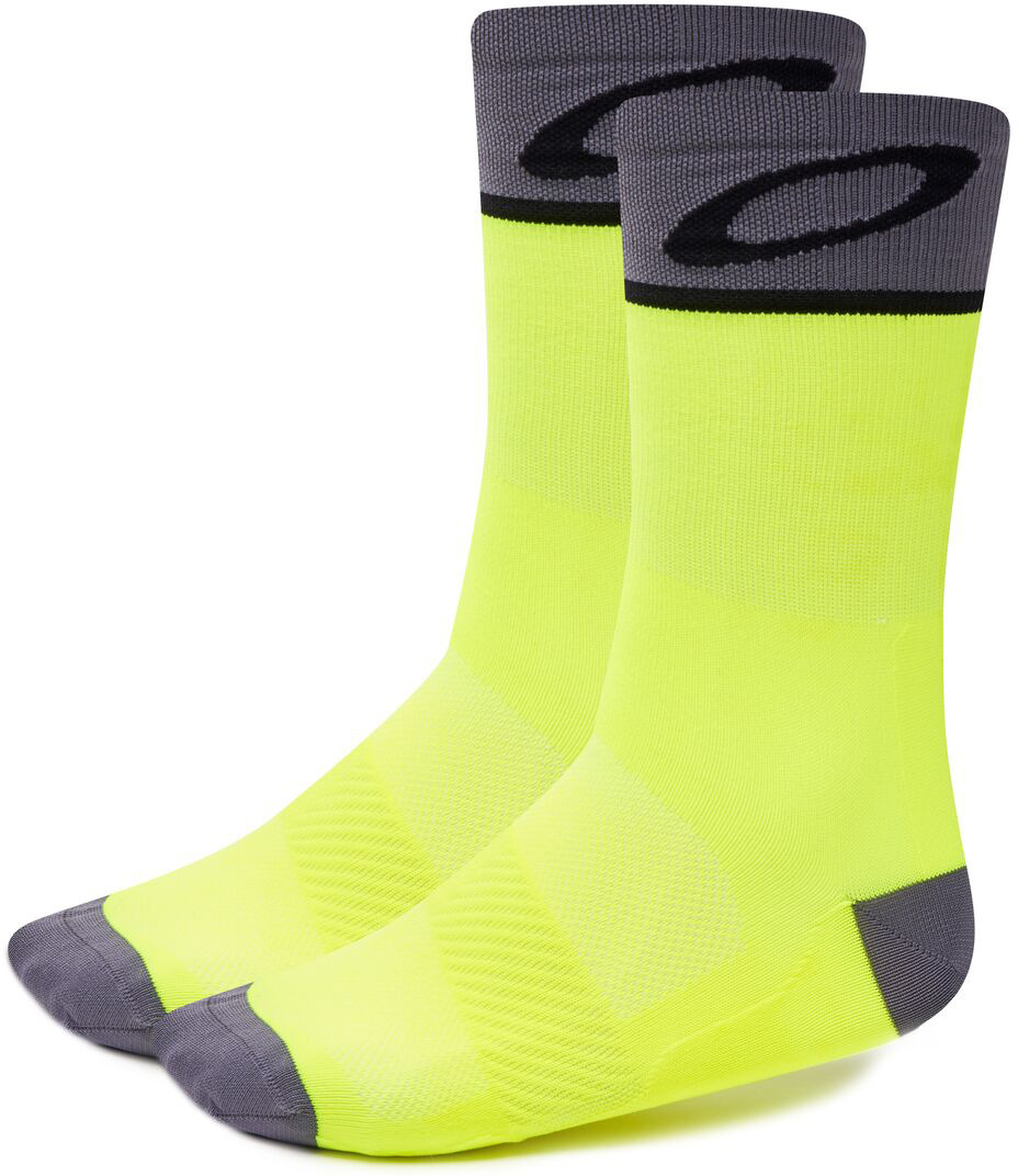 Велоноски Oakley Cycling Socks Neon, желтый, размер XL (44/46)