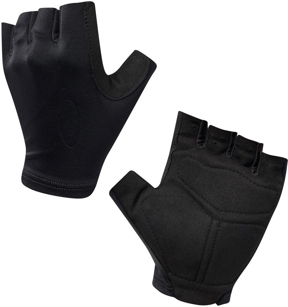 Перчатки велосипедные Oakley Mitt/Gloves Blackout, черный, размер S/M