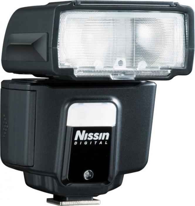 Фотовспышка Nissin i40 для Nikon i-TTL II