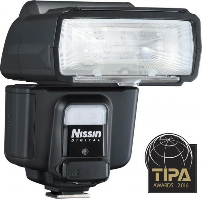 Фотовспышка Nissin i60A для Nikon