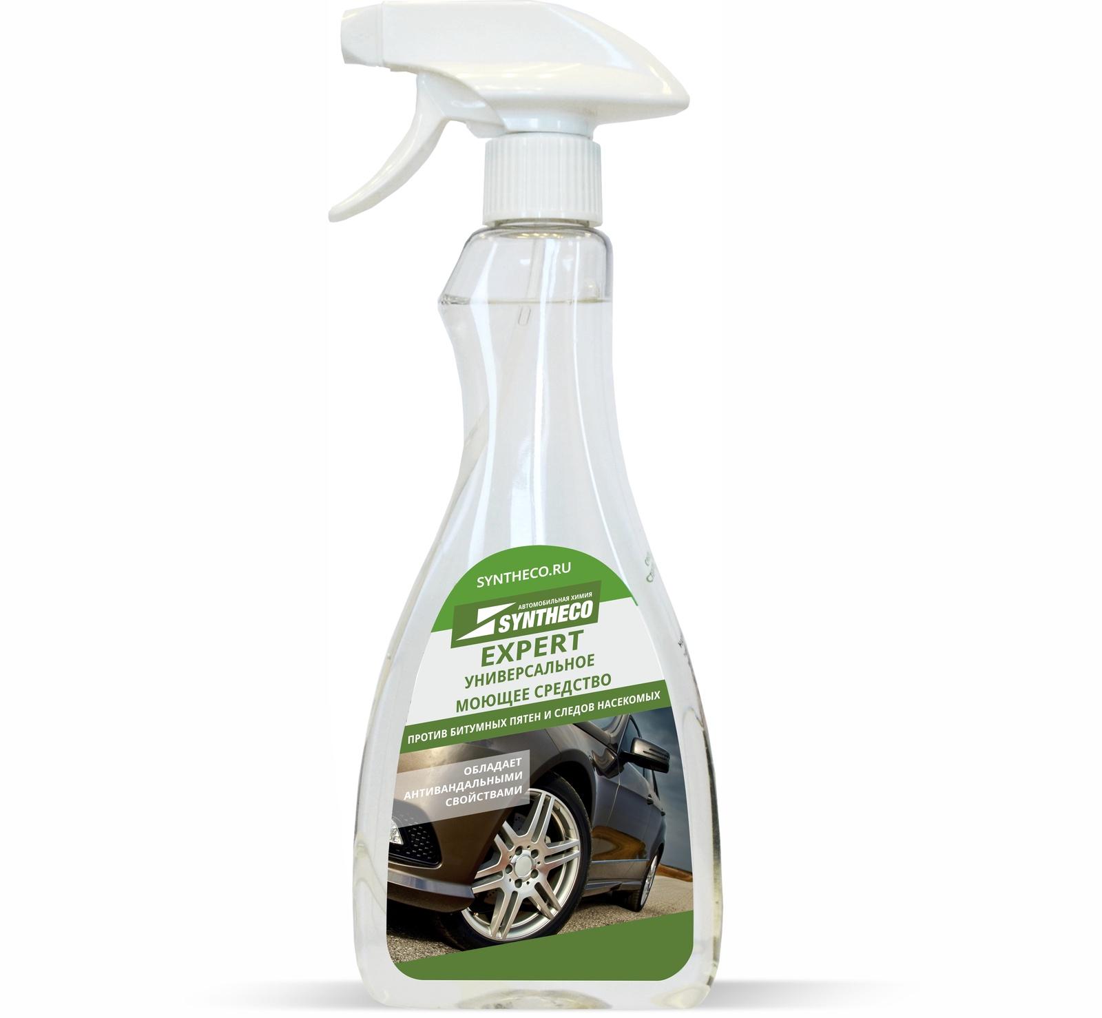 Очиститель кузова Syntheco Универсальное моющее средство (очиститель битумных пятен)