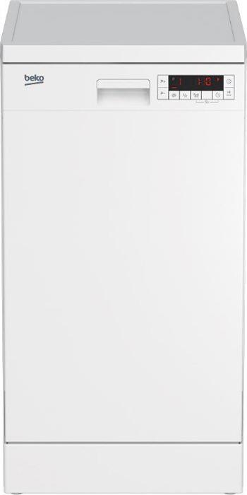 Посудомоечная машина Beko DFS 25W11 W, белый