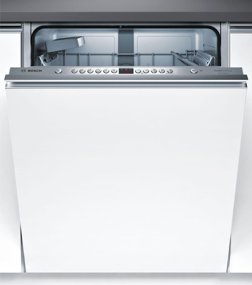 Посудомоечная машина Bosch SMV46IX01R, белый