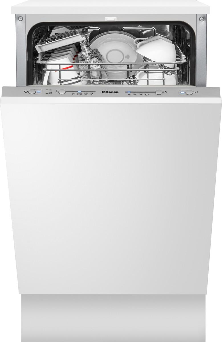 Посудомоечная машина Hansa ZIM 454 H, белый
