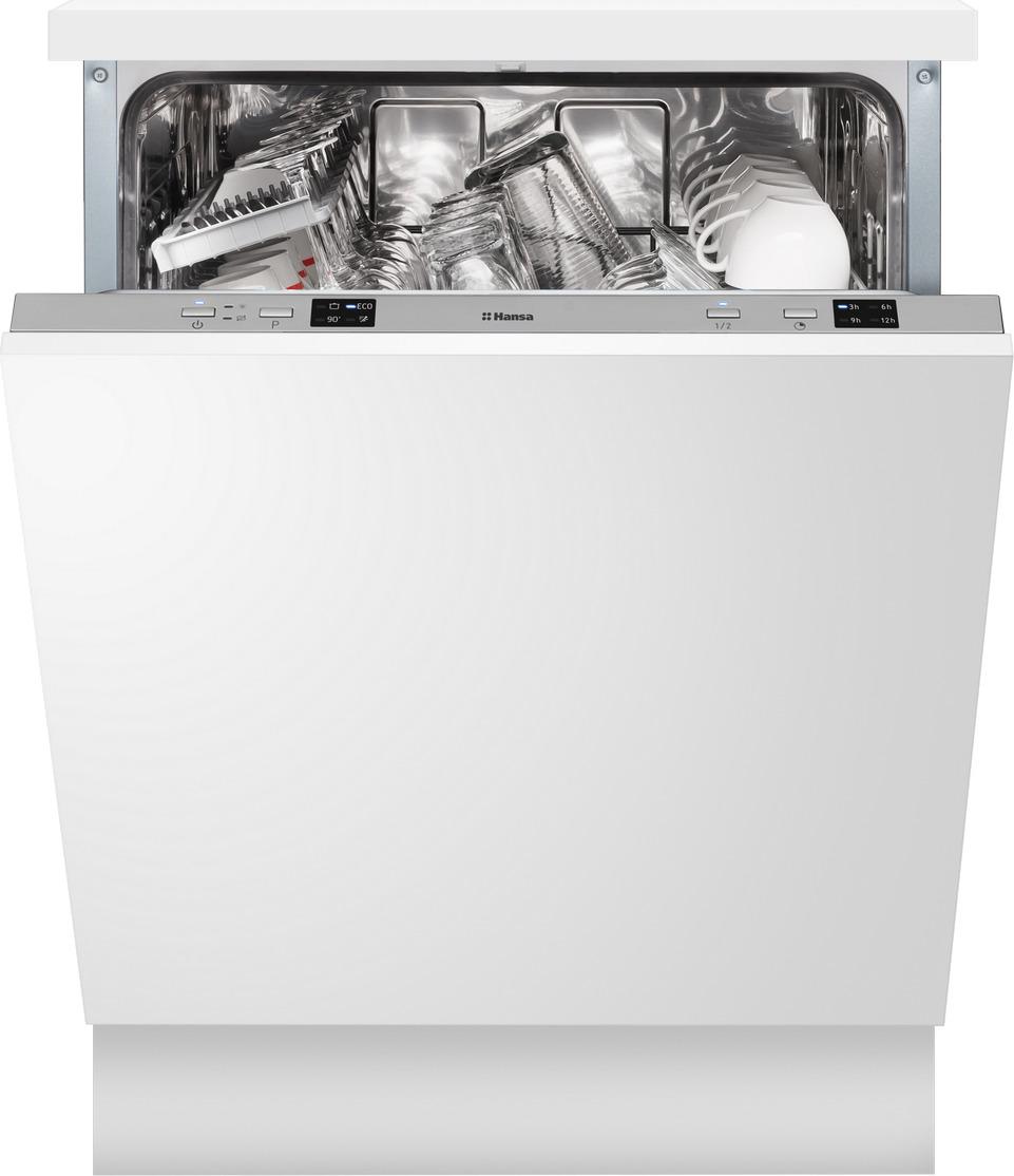 Посудомоечная машина Hansa ZIM 654 H, белый