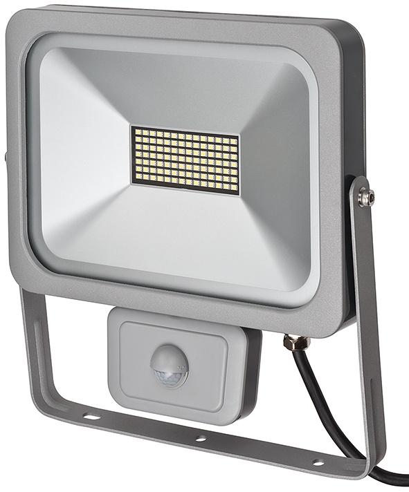 1172900501 Brennenstuhl прожектор  LED, с датчиком движения, 50 Ватт