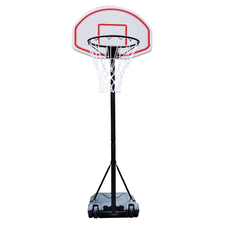 Баскетбольный щит DFC KIDS2, черный, белый баскетбольный щит dfc kids2 черный