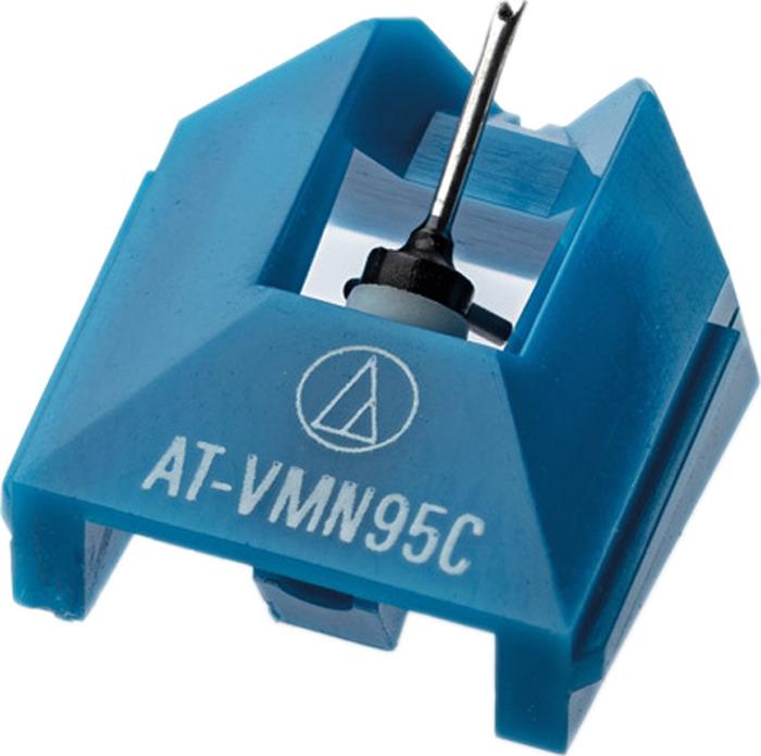 Игла для головки звукоснимателя Audio-Technica VMN95C, синий audio technica atn3472p игла для звукоснимателя