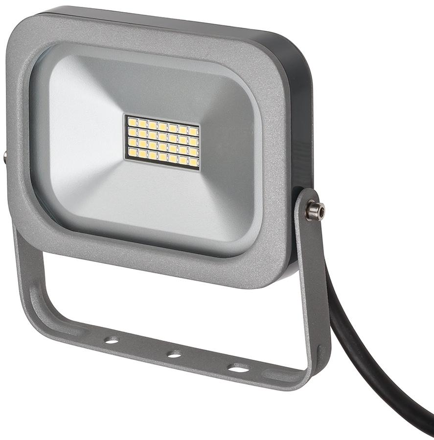 Прожектор Brennenstuhl 1172900100  LED, 10 Ватт, серый
