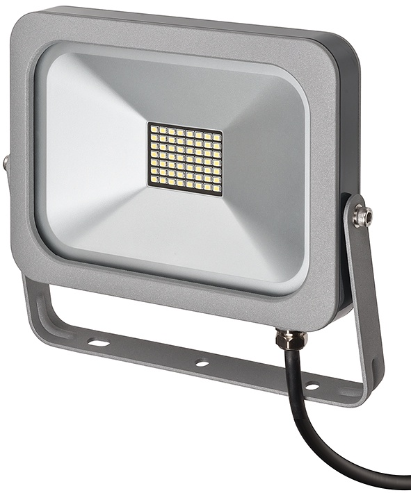 Прожектор Brennenstuhl 1172900300  LED, 30 Ватт, серый