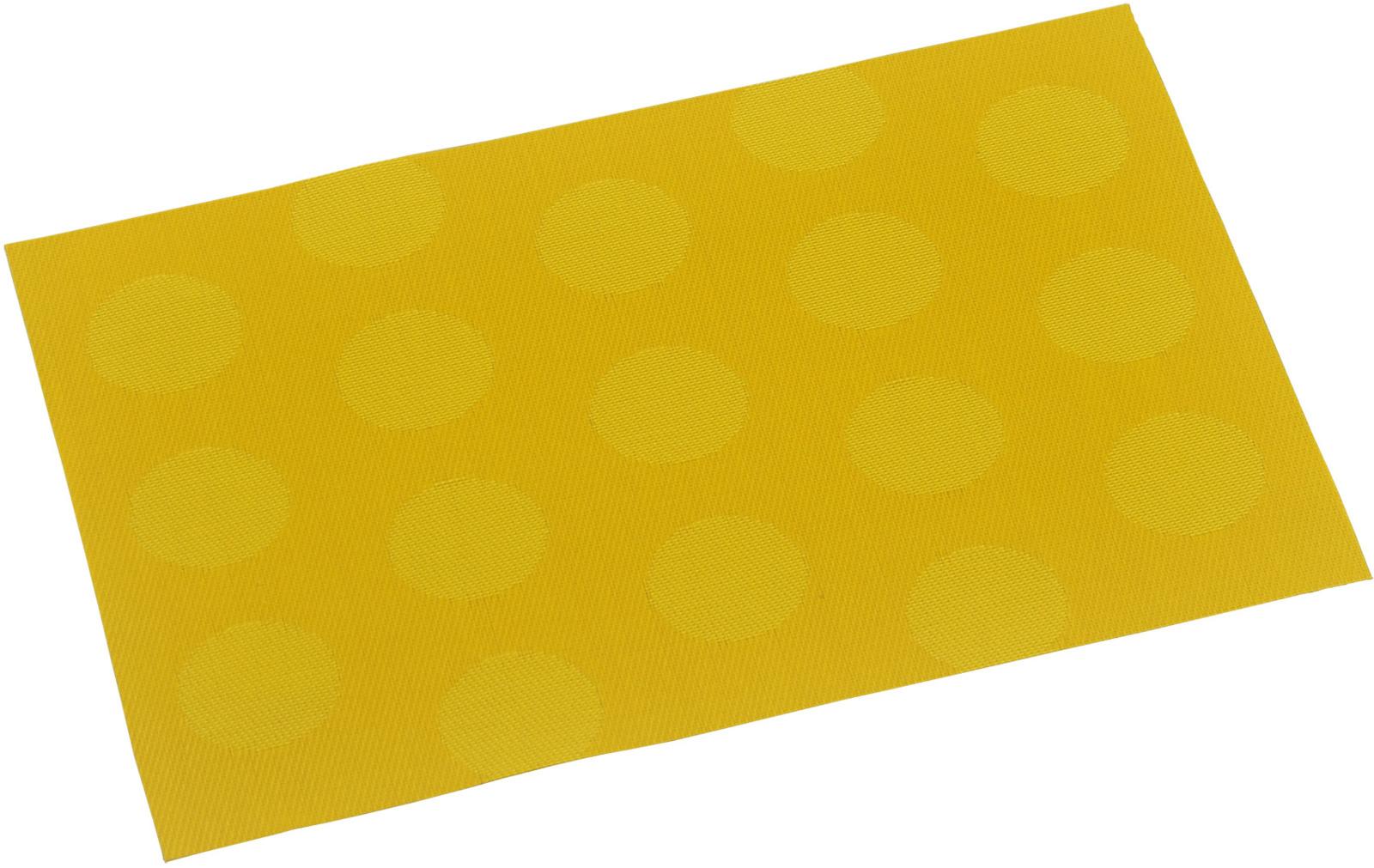 Подставка под горячее Kesper, 7766-5, желтый, 43 х 29 см подставка под горячее paterra силиконовая цвет малиновый 17 5 х 17 5 см