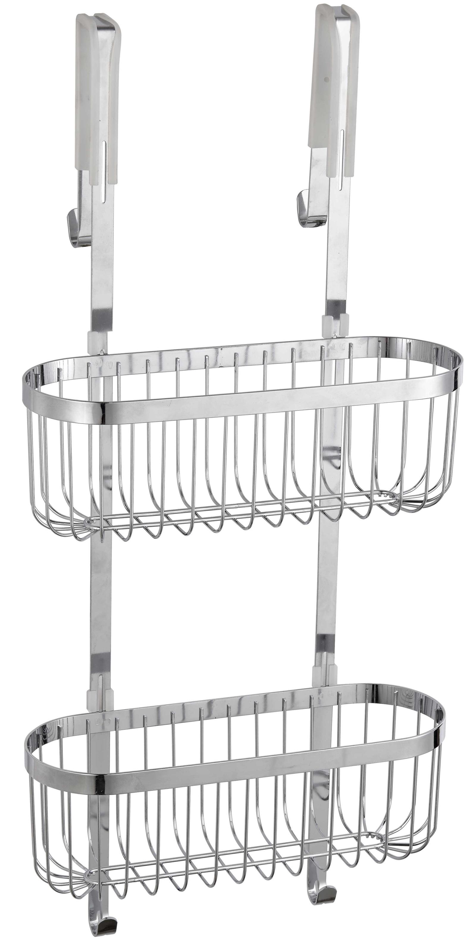 Полка для ванной комнаты Swensa SWR-2233, Металл для ванной дверь