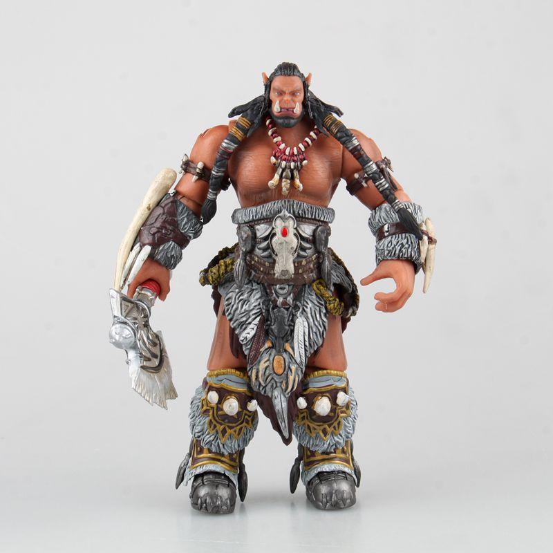 Фигурка World of Warcraft - Durotan (17 см)