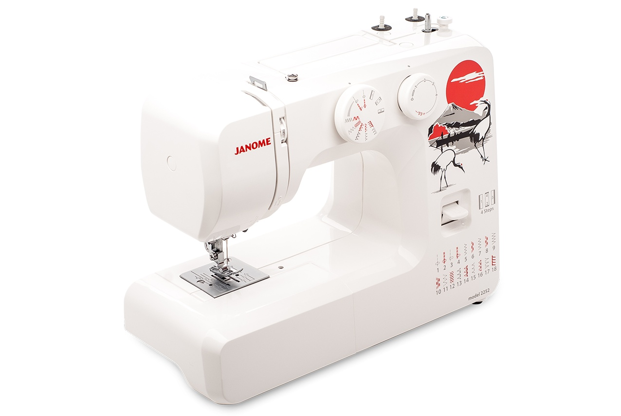 Швейная машина Janome 2252, белый