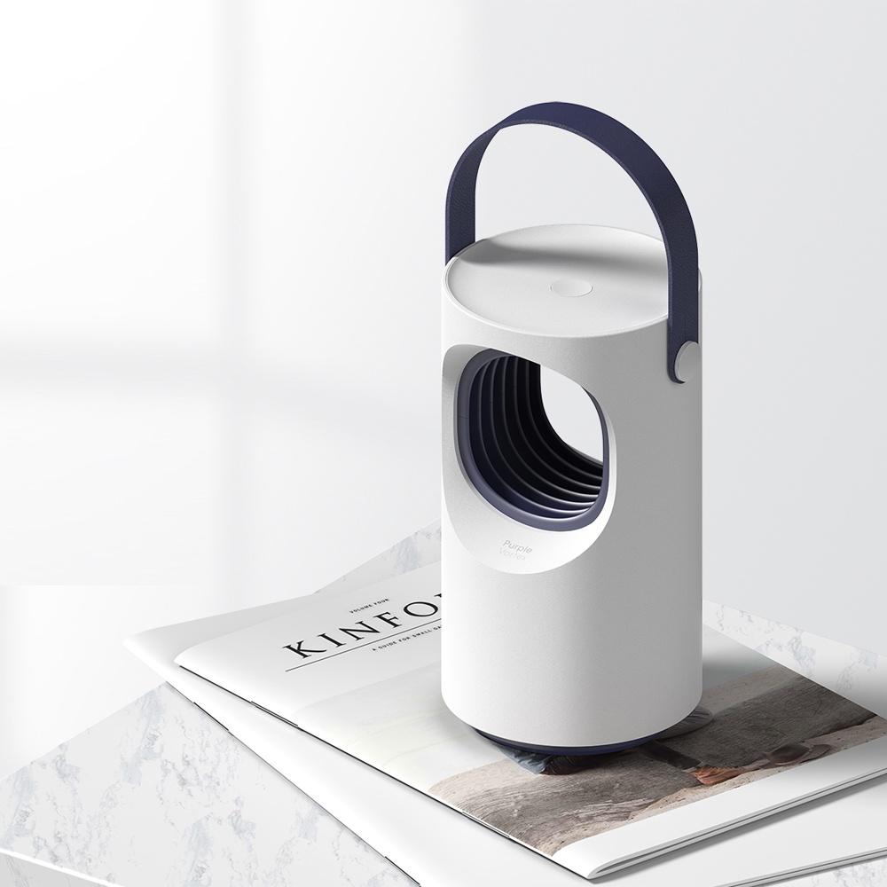 Ловушка для вредителей Purple Vortex 203, белый ловушка для комаров gess anti moskit lamp гипоаллергенная 2000 часов работы