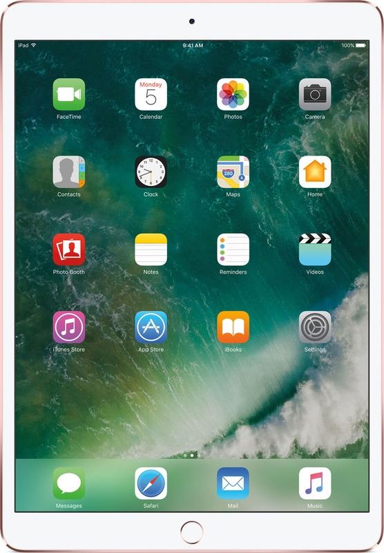 Планшет Apple iPad Pro Wi-Fi (2017) 512 ГБ, розовое золото стилус iphone ipad